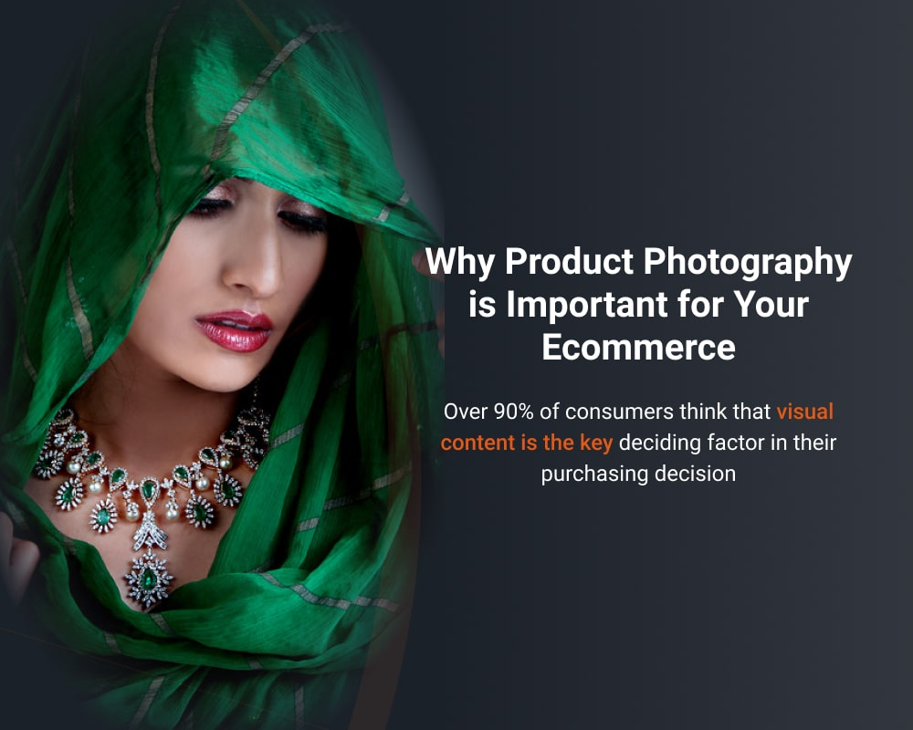 Product Photography and eCommerce websites